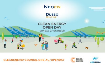 Dubbo solar hub open day 27 OCTOBER 2019